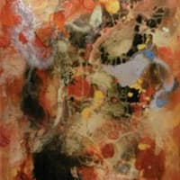"Archway Gallery presents Donna Perkins: ""Becoming Paint"" opening reception"