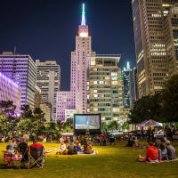 Main Street Garden presents Movies in the Park