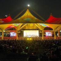 Houston Symphony at Cynthia Woods Mitchell Pavilion