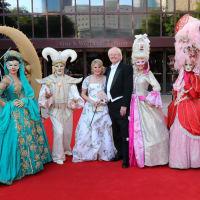 Houston, Houston grand opera ball, April 2017, Zane Carruth, Brady Carruth