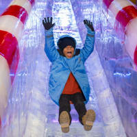 Gaylord Texan presents ICE!