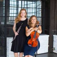 ROCO's Founder/Artistic Director Alecia Lawyer and Associate Artistic Director Suzanne LeFevre