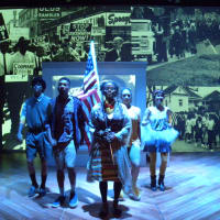 Pollyanna Theatre Company presents Liberty! Equality! And Fireworks!