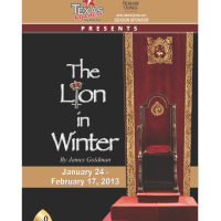 Texas Repertory Theatre presents The Lion in Winter by James Goldman