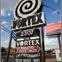 Austin Photo: Places_Arts_The_Vortex_Sign
