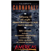 Celebrate Carnaval at Americas River Oaks