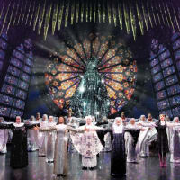 Gexa Energy Broadway at the Hobby Center presents Sister Act