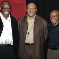 Nameless Sound presents TRIO 3 featuring Andrew Cyrille, Oliver Lake and Reggie Workman