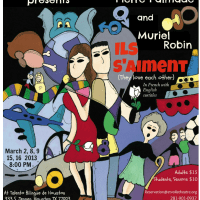 French Cultures Festival: Et Voilà Théâtre presents <i>Ils s'aiment (They love each other)</i>