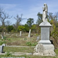 """Lecture: """"Olivewood Cemetery: Past, Present, and Future"""""""