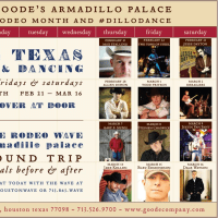 Armadillo Palace Rodeo Wave Concert Series