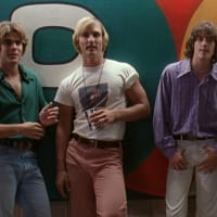 Dazed and Confused cast