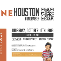 First Annual feedOne Houston Fundraiser