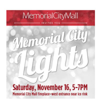 Second Annual Memorial City Lights