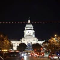 austin photo: downtown sing-along