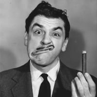 television comedian Ernie Kovacs