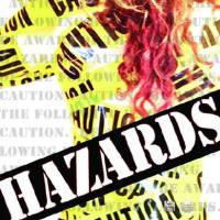 flyer for Hazards by Mina Samuels for Frontera Fest 2014