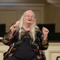 Events A Storytelling Evening with Elizabeth Ellis May 2014