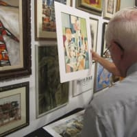 Vintage Promotions presents Texas Art Collector