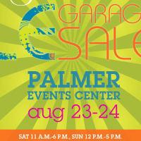 Le Garage Sale boutique palmer events center august 2014
