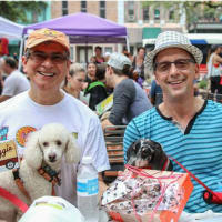 Downtown District presents Puppies for Breakfast
