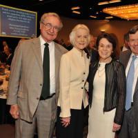 ADL Jurisprudence Award, Harry Reasoner, Macey Reasoner, Ginni Mithoff, Richard Mithoff