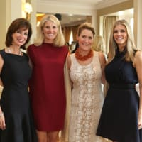 Friends of Nursing, April 2016, Julie Olivers, Stacey White, Kibry McCool, Gina Bhatia