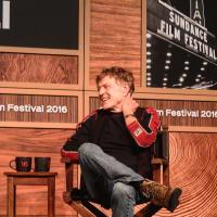 Robert Redford at Sundance FIlm Festval