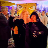 Orange Show Gala Renee Pool, Bart Truxillo