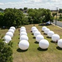 City of Austin TEMPO art program Omission by Juan Carlos 2015