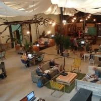 Vuka Austin coworking event space desks office 2015