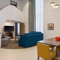 Hyatt Regency two story suites 2