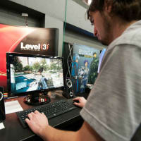 Austin Photo Set: News_Taylor Adams_GDC_gaming conference_October 2011_video games