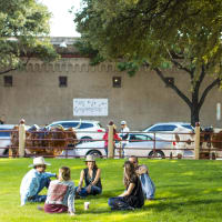Stockyards Station presents Lounge on the Lawns