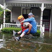 Houston, Hurricane Harvey, flood photos, first responders