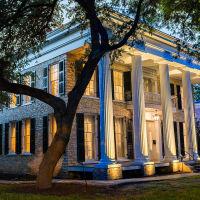 Austin photo: Places_Weird_Neill-Cochran House_Exterior