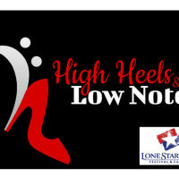 Lone Star Lyric presents <i>High Heels & Low Notes</i>