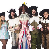 Theatre Britain presents The Three Musketeers