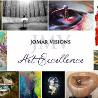 JoMar Visions Art Excellence 2017 Juried Open Competition