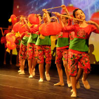 Cathay Bank Family Day: Lunar New Year