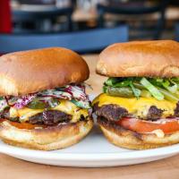 Cane Rosso burger night