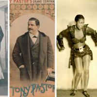 """Vaudeville: Immigrants Get the Job Done"""