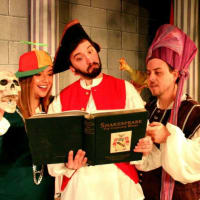 Pocket Sandwich Theatre presents The Complete Works of William Shakespeare (Abridged)