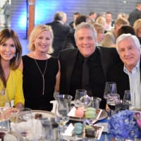 Karen Dollar, Suzanne & Scot Smith, Mike Dollar, Symphony of Chefs 2018