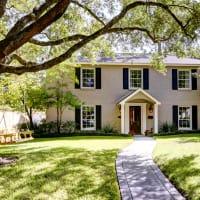 Memorial home exterior swing real estate Houston best neighborhood