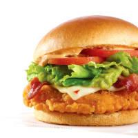 Drive-Thru Gourmet - Wendy's Southwest Avocado Chicken Sandwich