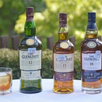 The Glenlivet Scotch Dinner