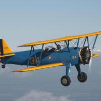 Commemorative Air Force Barnstorming Event