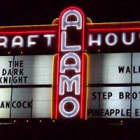 Austin Photo: Places_Entertainment_Alamo_Drafthouse_Village_Sign