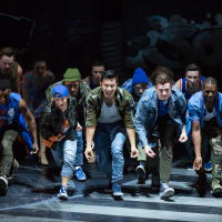 HGO: West Side Story cast